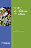 Weekly Mediations: 2011-2014 Cover